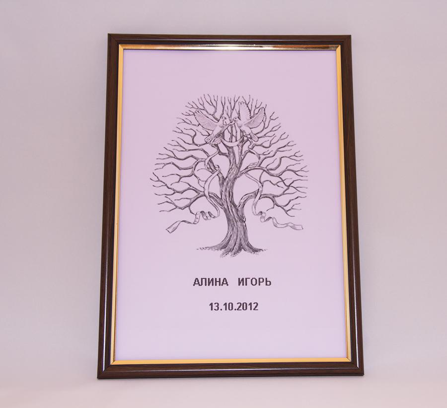 Поздравление про дерево 96